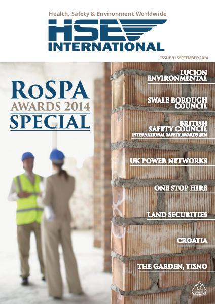 HSE International ISSUE 91