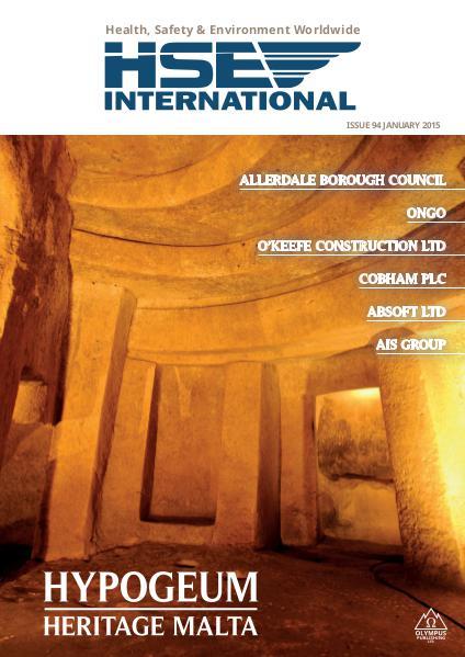 HSE International ISSUE 94