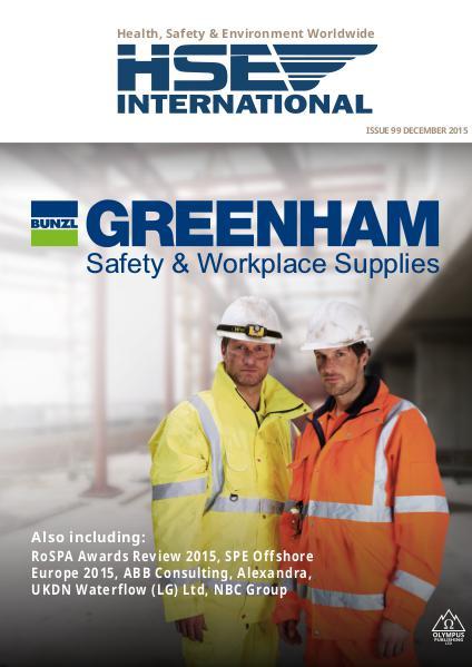 HSE International ISSUE 99