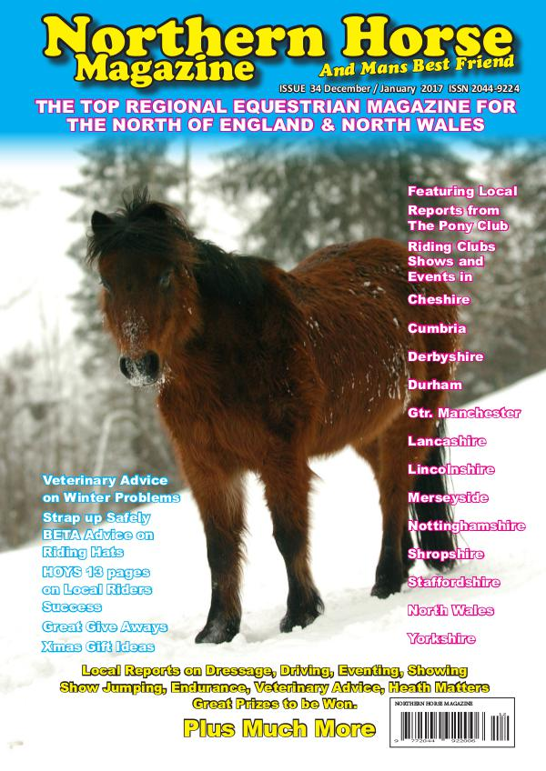 Northern Horse Magazine December / January 2017