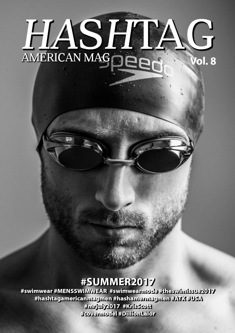 Hashtag American Mag Vol. 8 The Swim Issue 2017