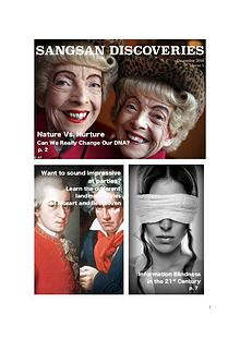 Sangsan Discoveries