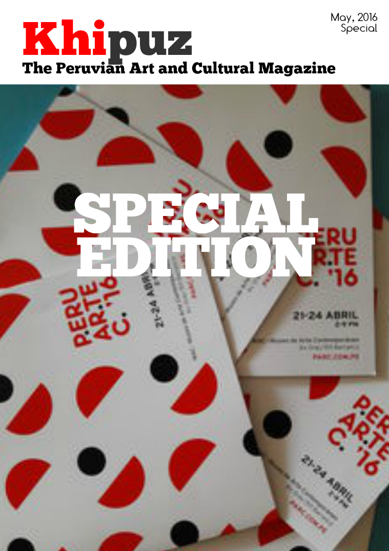 Khipuz Peru ART Special Edition