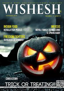 Wishesh Magazine November_2018