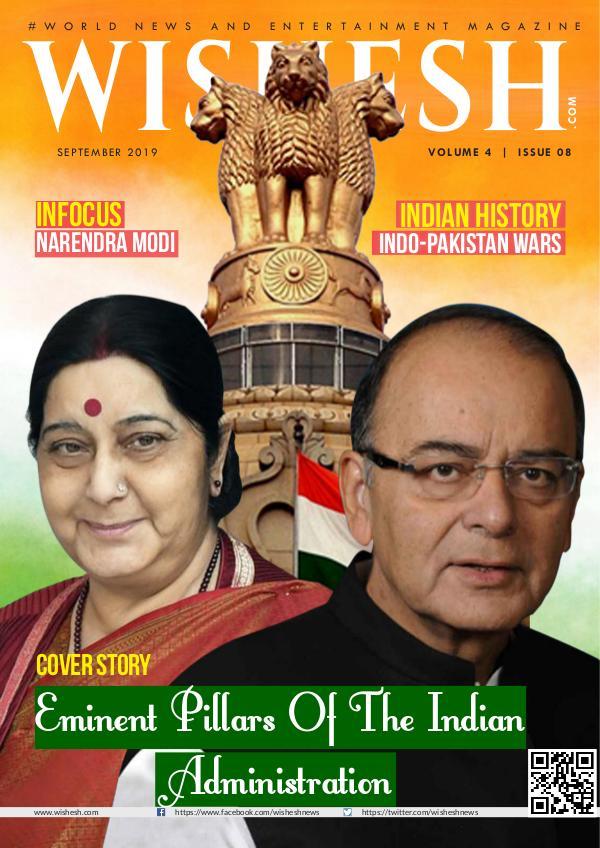 Wishesh Magazine September-2019 Wishesh Magazine September-2019
