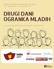 OMHDDU Programska knjižica Drugih dana Ogranka mladih HDDU-a