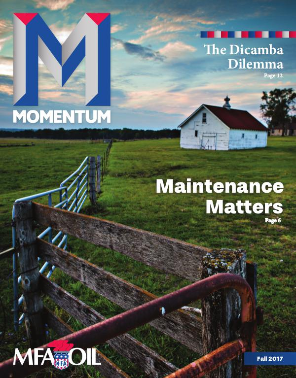 Momentum Fall 2017
