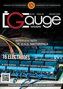 Gauge Newsletter