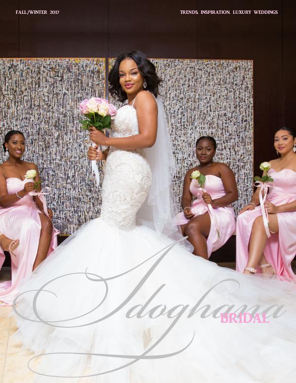 I DO GHANA BRIDAL FALL 2017