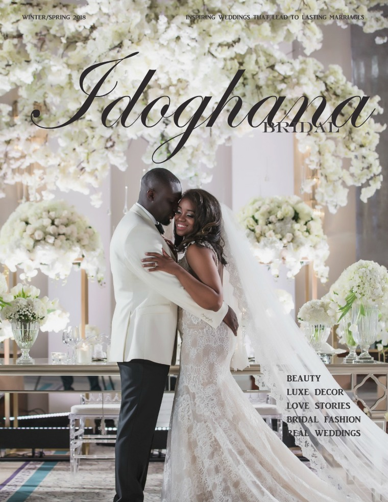 I DO GHANA BRIDAL WINTER 2018