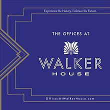 Offices at Walker House, Newark, NJ