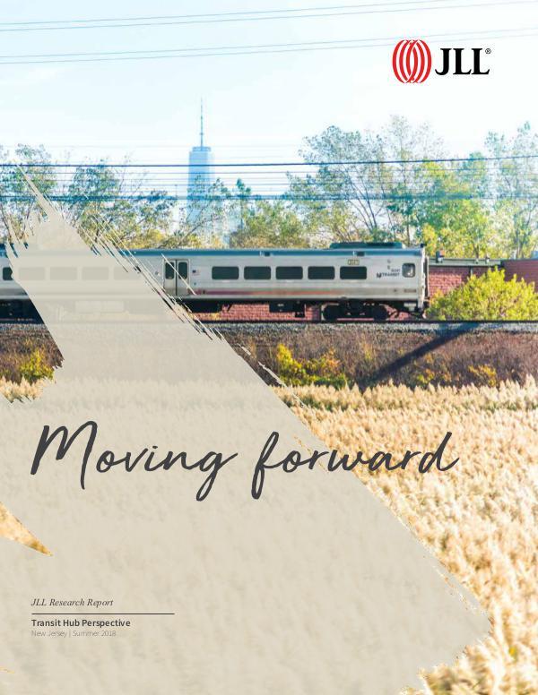 Transit Hub Perspective Summer 2018