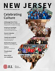 Celebrating Culture | NJ Office Magazine 2020