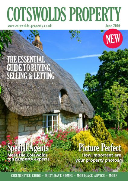 Cotswolds Property June 2016