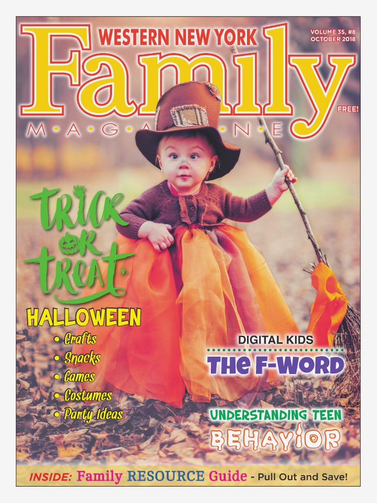 WNY Family Magazine October 2018