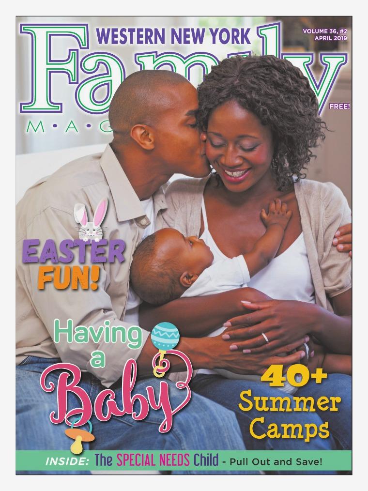 WNY Family Magazine April 2019