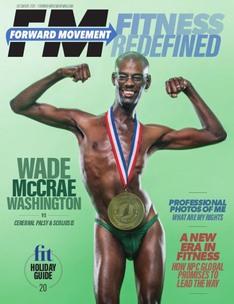 Forward Movement Magazine Winter Issue 1 2015/2016