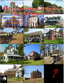 Paranormal Porch The Magazine