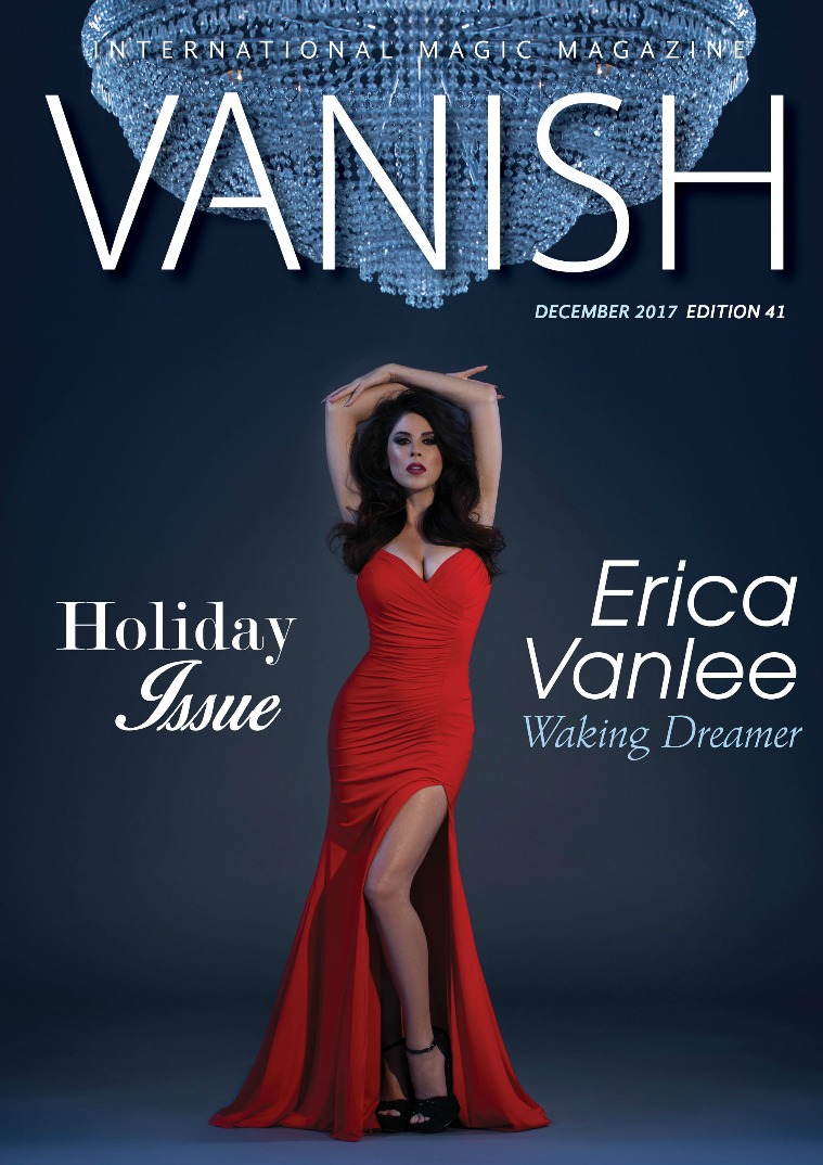 VANISH MAGIC BACK ISSUES Vanish Magic Magazine 41