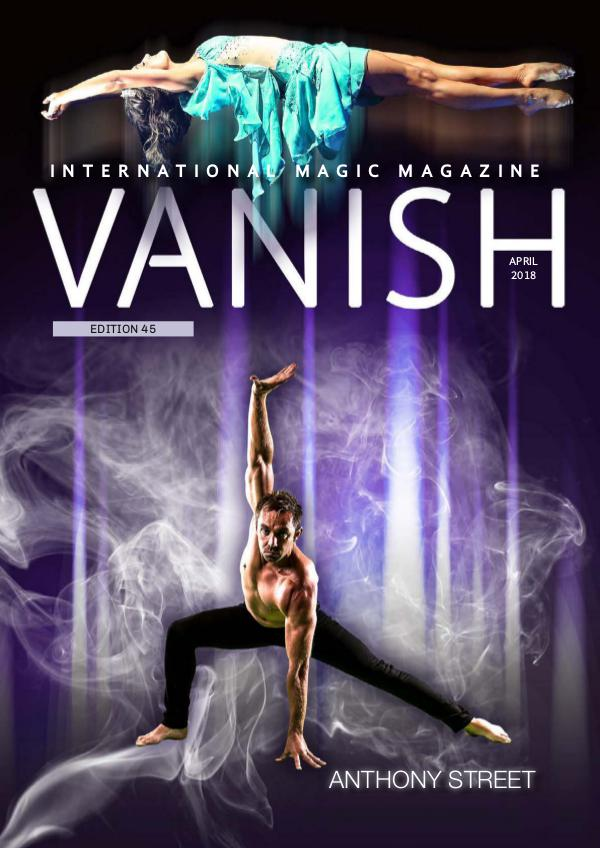 VANISH MAGIC BACK ISSUES Vanish Magic Magazine 45