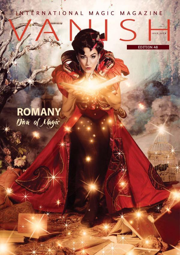 Vanish Magic magazine 48