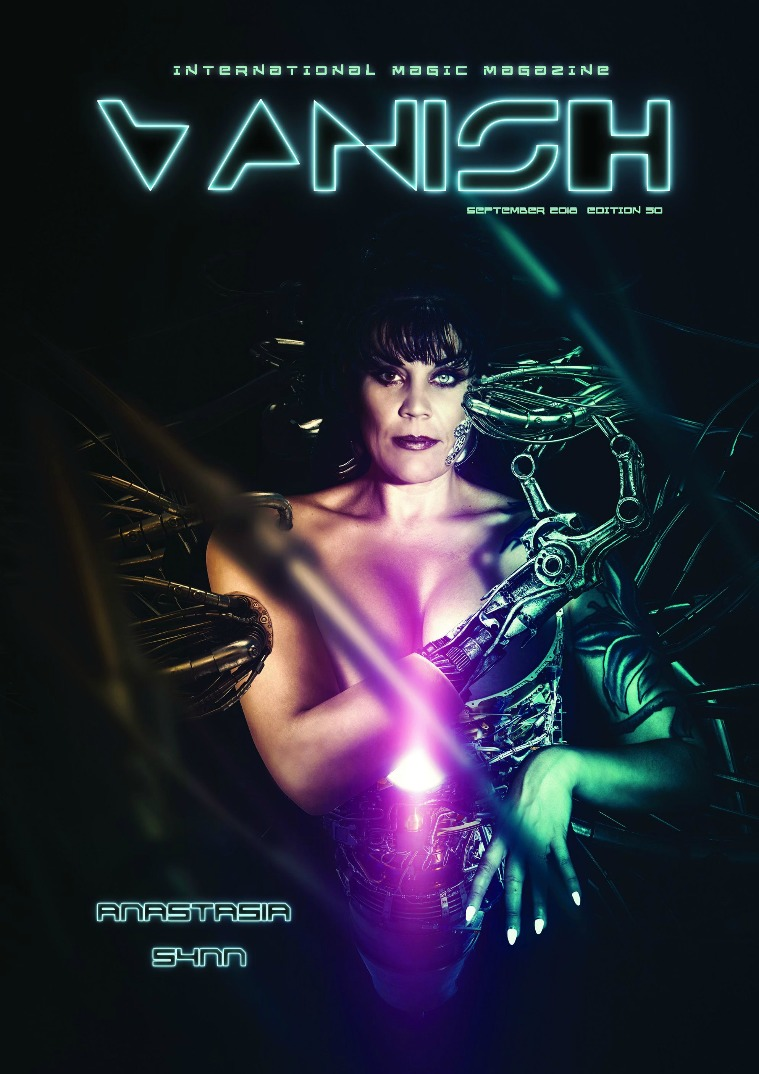 Vanish Magic Magazine 50