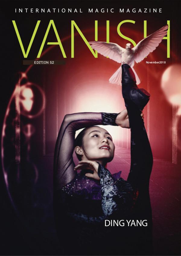 Vanish Magic Magazine 52
