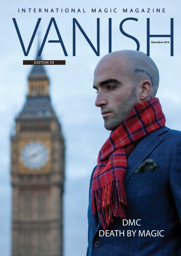 Vanish Magic Magazine 53