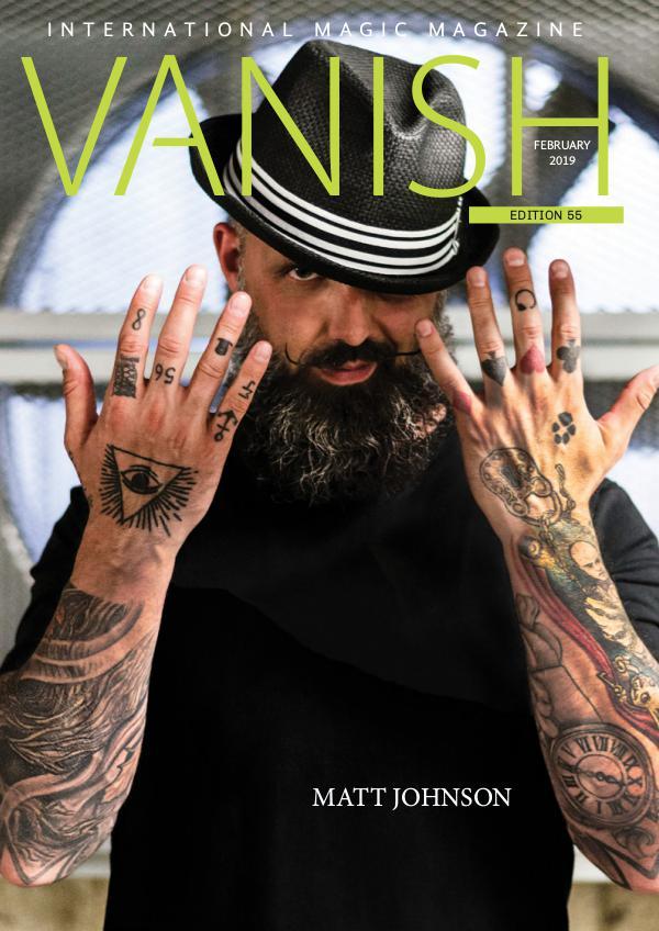 VANISH Magazine 55
