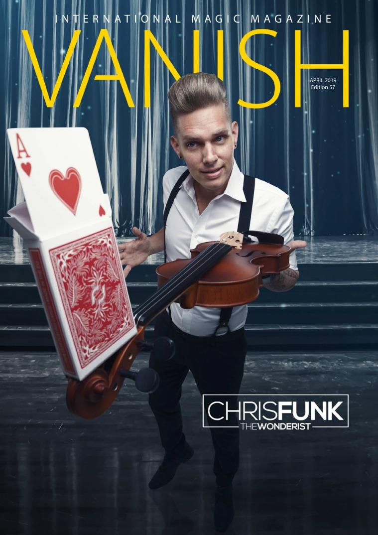 VANISH MAGIC MAGAZINE 57