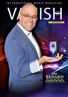 Vanish Magic Magazine
