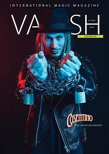 Vanish Magic Magazine