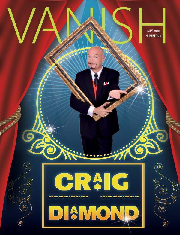 Vanish Magic Magazine VANISH Magic Magazine 70