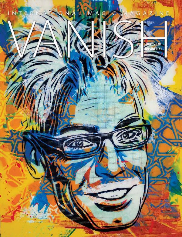 Vanish Magic Magazine VANISH MAGIC MAGAZINE 71
