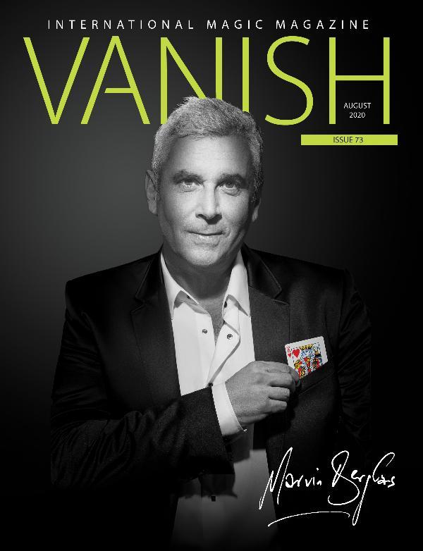 Vanish Magic Magazine 73