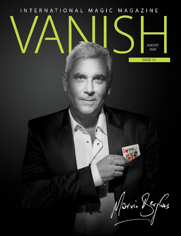 Vanish Magic Magazine 73
