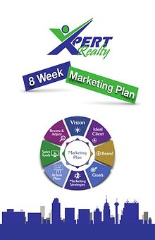 8 Weeks Marketing Plan