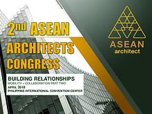 A Glimpse of the 1st ASEAN Architects Congress
