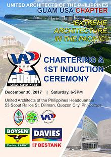 UAP Guam USA Chapter Souvenir Program