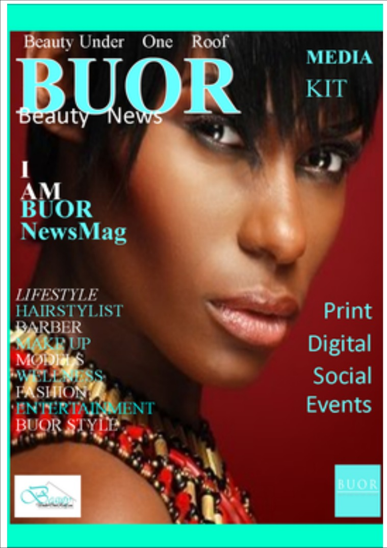 BUOR Beauty News Media Kit