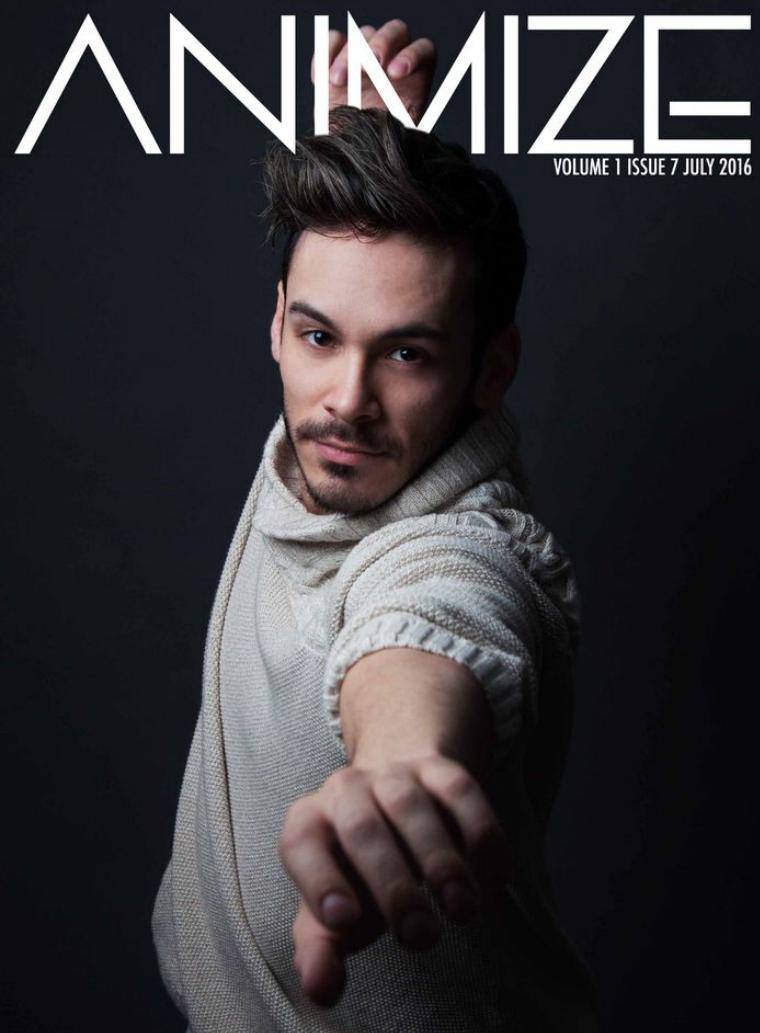 ANIMIZE Magazine Volume 1 Issue 7 July 2016