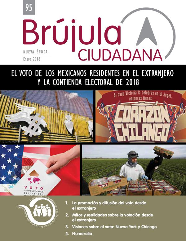 BRUJULA CIUDADANA El voto exterior 2018