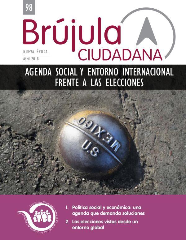 Agenda social y entorno global