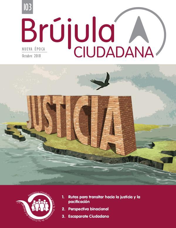 Rutas para transitar hacia la justicia