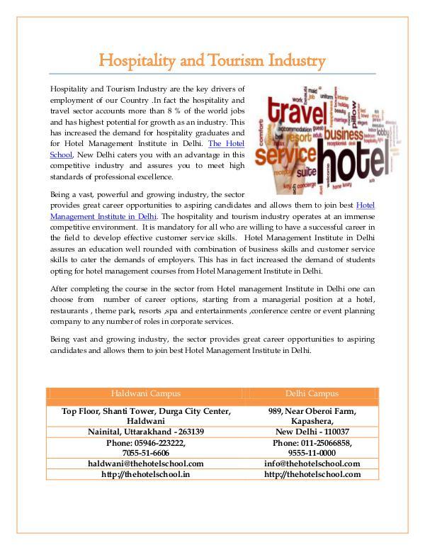 Hotel Management Institutes Delhi Hotel Management Institutes Delhi