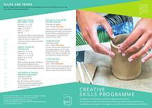 Adult creative skills programme