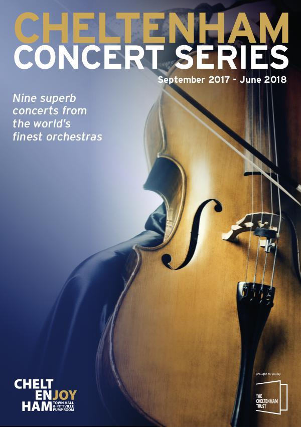 Cheltenham Concert Series 2017-2018 Concert Series brochure_2017-2018_DPS FOR WEB