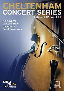 Cheltenham Concert Series 2017-2018
