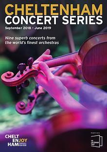 Cheltenham Concert Series 2018-2019