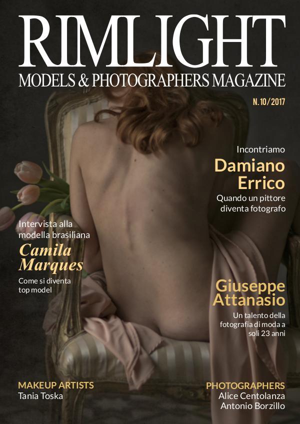 RIMLIGHT Models & Photographers Magazine – N.10/17